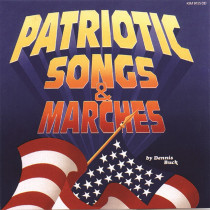 KIM9125CD - Patriotic Songs & Marches Cd All Ages in Cds