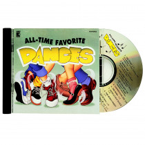 KIM9126CD - All-Time Favorite Dances Cd in Cds