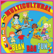 KIM9305CD - Multicultural Bean Bag Fun in Cds
