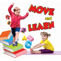 KIM9325CD - Move & Learn Cd in Cds