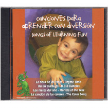 KIMKPSS2CD - Canciones Divertidos De Aprender Songs Of Learning Fun in Cds