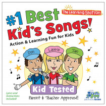 KIMKUB1900CD - No1 Best Kids Songs Cd in Cds