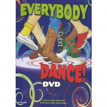 KIMKV300DVD - Everybody Dance Dvd in Dvd & Vhs