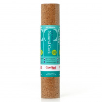 KIT04F12642006 - Con Tact Adhesive Roll Cork 12 X 4 in Contact Paper