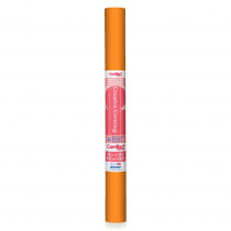 KIT20FC9A1K206 - Adhesive Roll Orange 18 X 20 Ft Con-Tact in Contact Paper