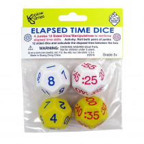 KOP18848 - Elapsed Time Dice 2 Pair in Dice