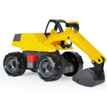 Powerful Giants Excavator Truck, Yellow - KSM02141 | Ksm Ltd. | Toys