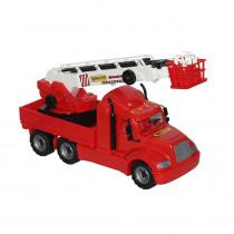 KSM55620 - Volvo Fire Truck in Vehicles