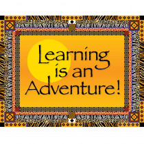 LAS1028SCH - Africa Say-It Chart in Classroom Theme