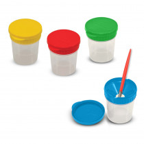 LCI1623 - Paint Cups Set Of 4 in Paint Accessories