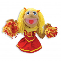 LCI2554 - Cheerleader Puppet in Puppets & Puppet Theaters