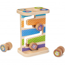 LCI30125 - Safari Zig Zag Tower in Knob Puzzles