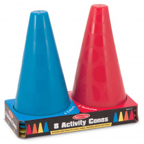 LCI4004 - 8 Activity Cones in Cones