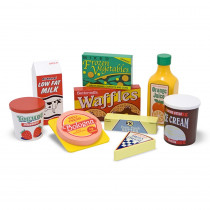 LCI4076 - Fridge Food Set in Play Food