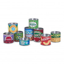 LCI4088 - My Pantry Canned Food in Play Food
