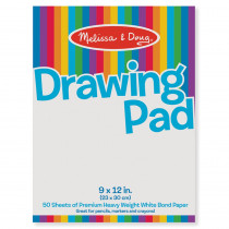 LCI4108 - Drawing Pad 9 X 12 in Sketch Pads