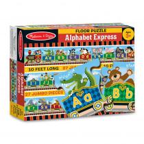 LCI4420 - Alphabet Express Floor Puzzle in Floor Puzzles