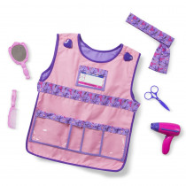 LCI4847 - Beautician Role Play Costume Set in Role Play