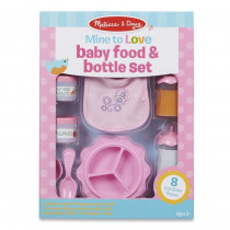 LCI4888 - Time To Eat Feeding Set in Play Food