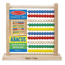 LCI493 - Wooden Abacus in Counting