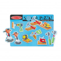 LCI733 - Construction Tools Sound Puzzle in Puzzles