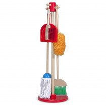LCI8600 - Lets Play House Dust Sweep & Mop in Homemaking