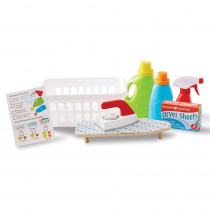 LCI8608 - Laundry Basket Play Set in Homemaking