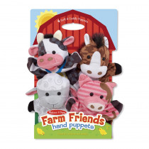 LCI9080 - Farm Friends Hand Puppets in Puppets & Puppet Theaters