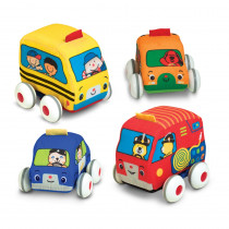 LCI9168 - Pull Back Vehicles in Gross Motor Skills