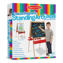 LCI9336 - Deluxe Magnetic Standing Art Easel in Easels
