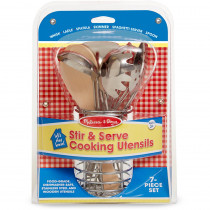 LCI9351 - Lets Play House Stir & Serve Cooking Utensils in Homemaking