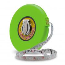 LER0369 - Tape Measures 30M/100Ft in Measurement