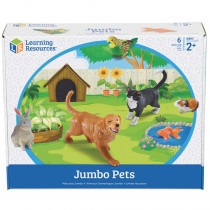 LER0688 - Jumbo Pets in Animals