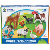 LER0694 - Jumbo Farm Animals in Animals