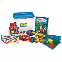 LER0757 - Three Bear Family Sort Pattern Play Gr Pk-2 Activity Set in Patterning