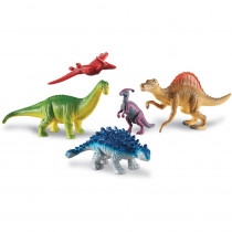 LER0837 - Jumbo Dinosaurs Set 2 in Animals