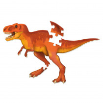 LER2389 - Jumbo Dinosaur Floor Puzzle T Rex in Floor Puzzles