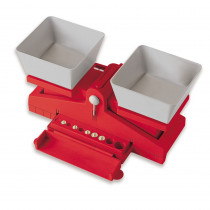 LER2420 - Precision School Balance W/ Weights in Measurement