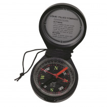 LER2589 - Directional Compass 2 Diameter in Earth Science