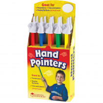 LER2657 - Hand Pointers Set Of 10 in Pointers