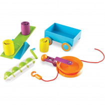 LER2824 - Stem Simple Machines Activity Set in Simple Machines