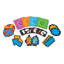 LER2835 - Lets Go Code Activity Set in Gross Motor Skills