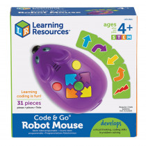LER2841 - Code & Go Robot Mouse in Games