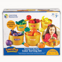 LER3060 - Farmers Market Color Sorting Set in Sorting