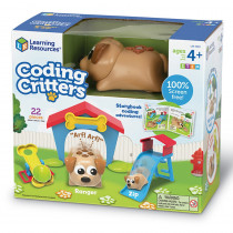 Coding Critters, Ranger & Zip - LER3080 | Learning Resources | Toys