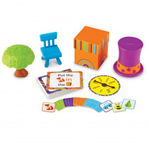 LER3201 - Fox In A Box Position Word Activity Set in Language Arts