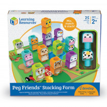 LER3376 - Peg Friends Farm in Pegs