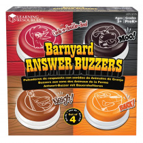 LER3775 - Animal Answer Buzzers in Games & Activities