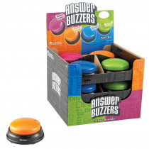 LER3777 - Answer Buzzers Pop Set Of 12 in Novelty