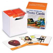 LER6079 - Basic Vocabulary Photo Card Set in Vocabulary Skills